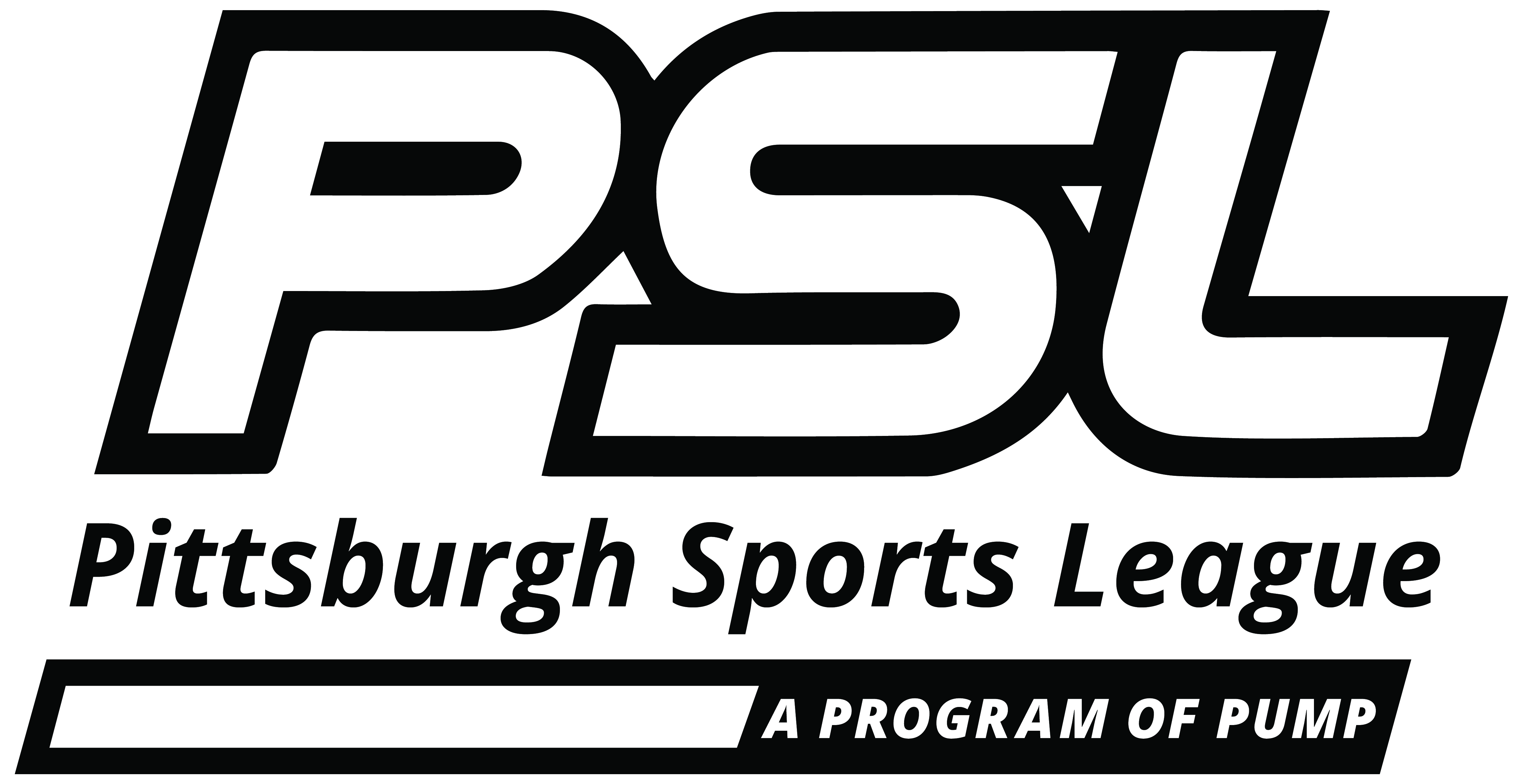 Pittsburgh Sports League Logo